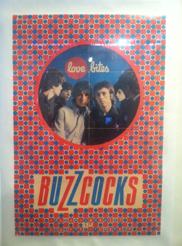 Buzzcocks posters