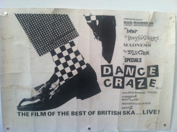 dance caze poster